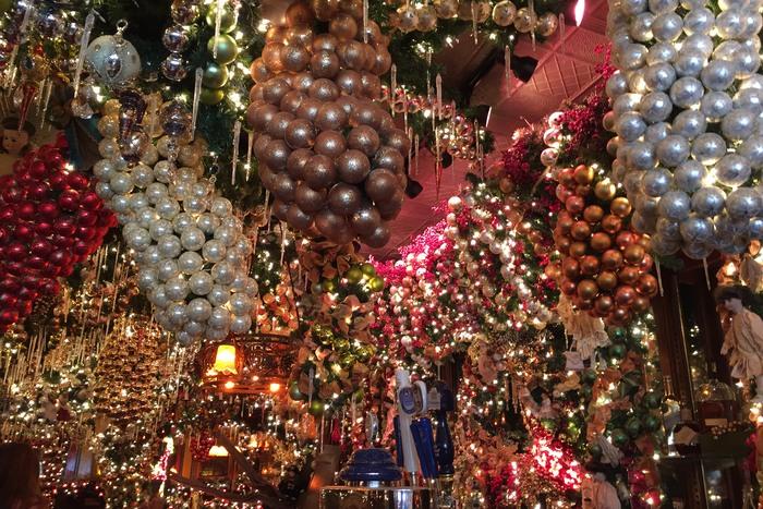 Rolf's German Restaurant Weihnachten