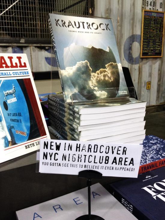 Area Nightclub Buch New York
