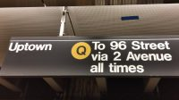 Second Avenue Subway New York