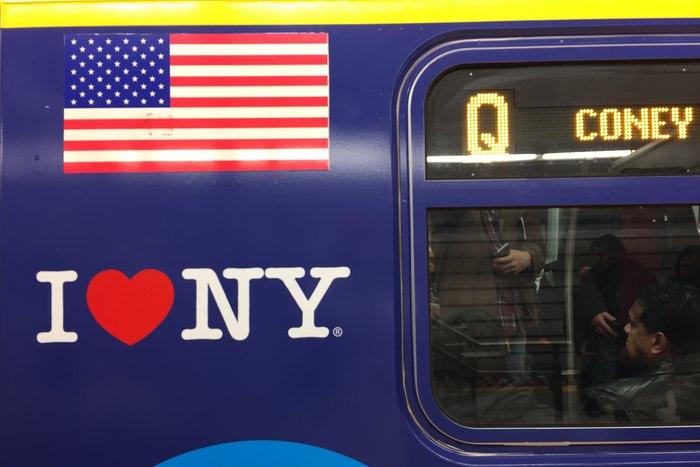 Linie Q Second Avenue Subway New York