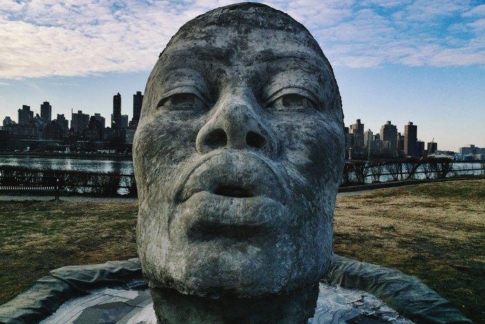 Socrates Sculpture Park New York Tanda Francis