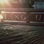 New York sagt: Stand up!
