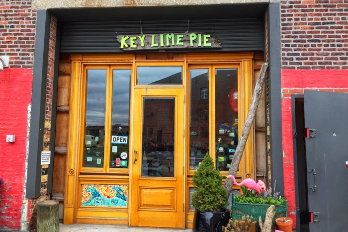 Steve's Authentic Key Lime Pie Red Hook