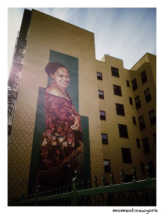 Spanish Harlem Betsy Casanas