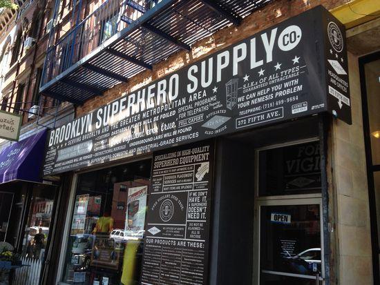Brooklyn Superhero Supply