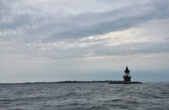 Teapot Lighthouse in Orient Point