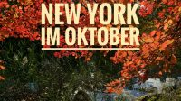 New York Termine für Oktober
