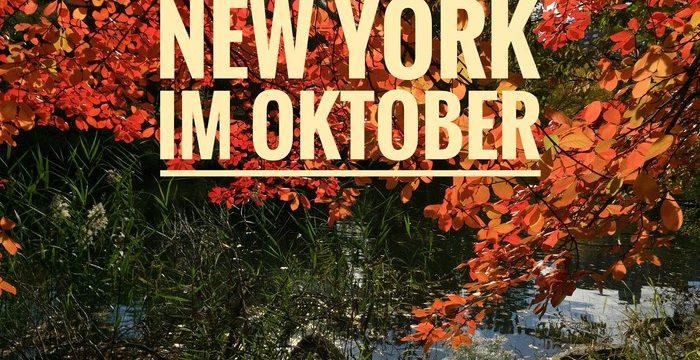 5 + 3 Tipps für New York im Oktober
