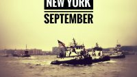 Tugboat Race September New York