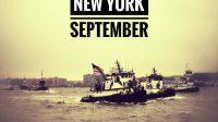 Tugboat Race September New York