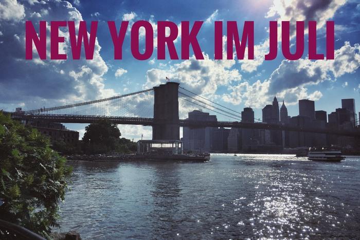 New York Juli
