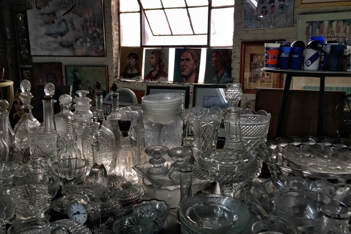 Müll Sammlung Nelson Molina