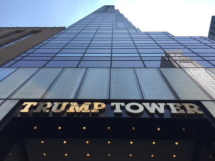 Trump Tower New York