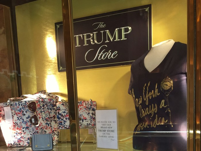 Trump Tower Merchandise