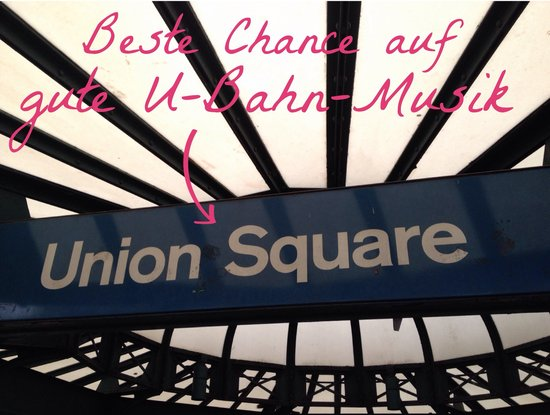 Union Square Subway Station