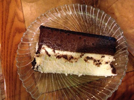 Chocolate Mousse Cheese Cake