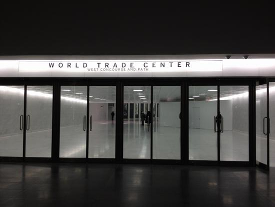 World Trade Center West Concourse