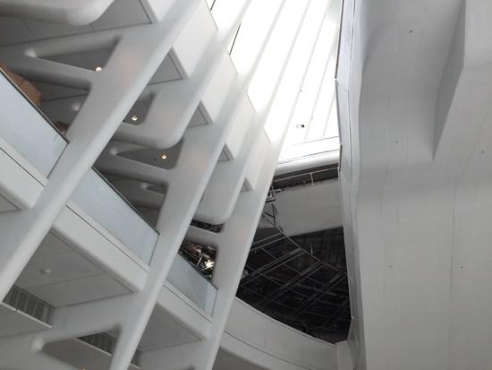 U-Bahnhof Manhattan Santiago Calatrava