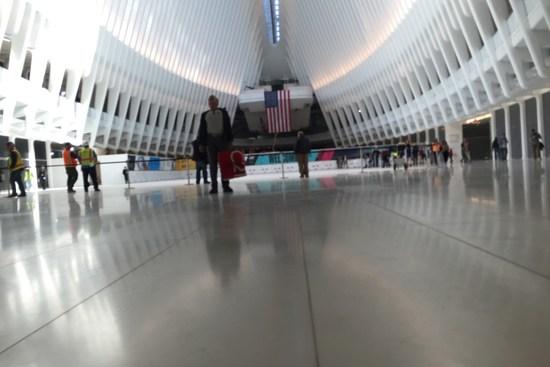 World Trade Center Transit Hub Santiago Calatrava