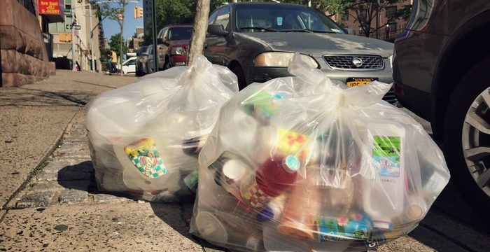 Waste in NYC
