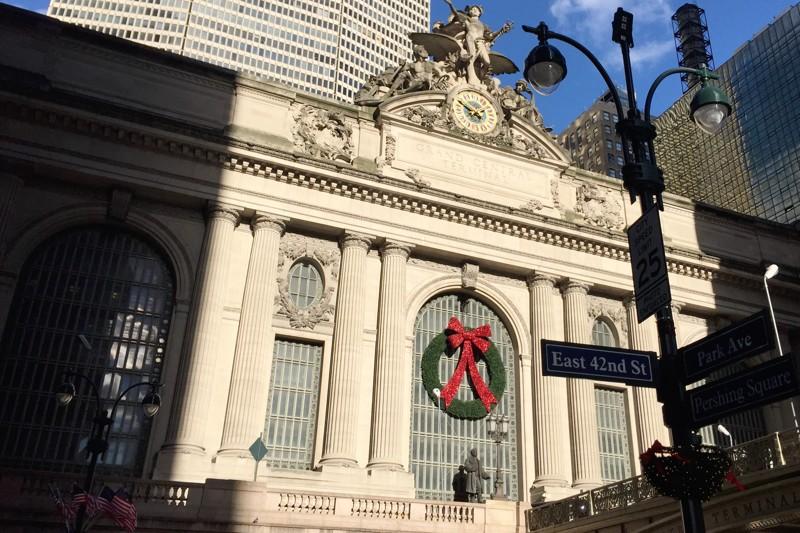 Grand Central Weihnachten