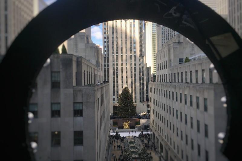 Rockefeller Christmas Tree 2018
