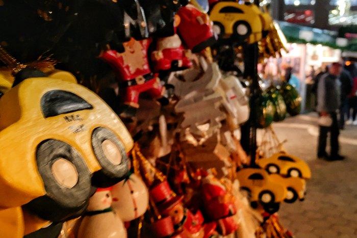 Weihnachtsmarkt 2017 Union Square