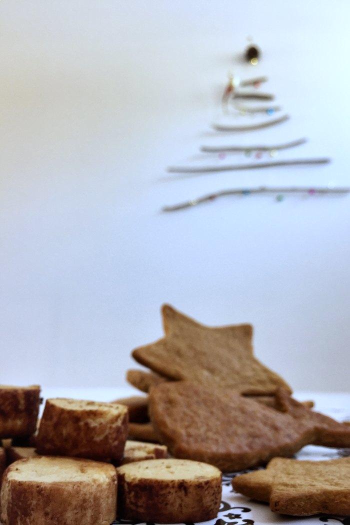 Weihnachtsplätzchen deutsch & amerikanisch