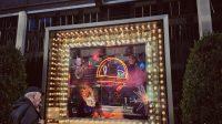 Weihnachtsschaufenster 2016 New York