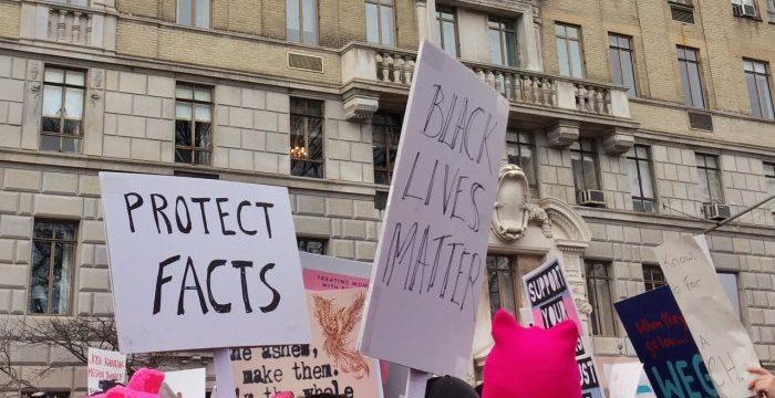 Women's March 2018 New York