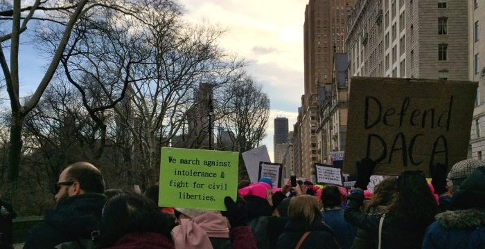 Women's March 2018 New York