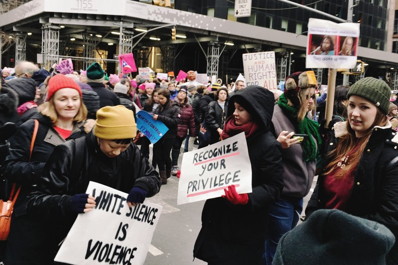 Women's March 2019 NYC