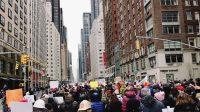 Women's March New York 2019
