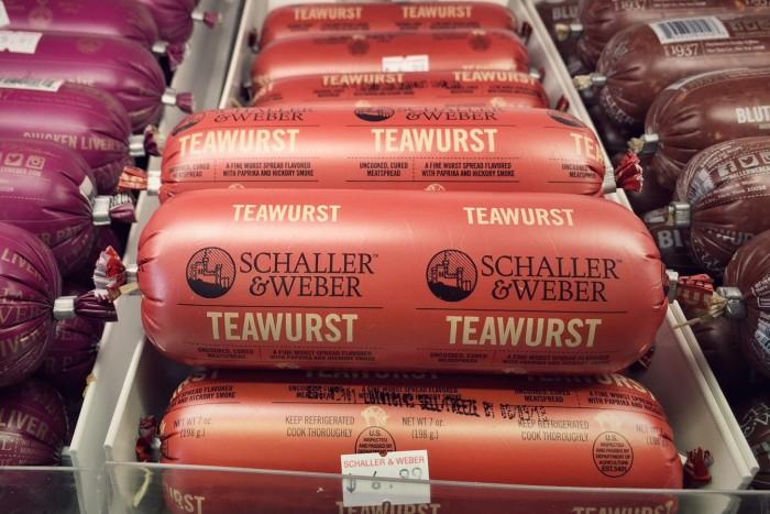 Teawurst New York