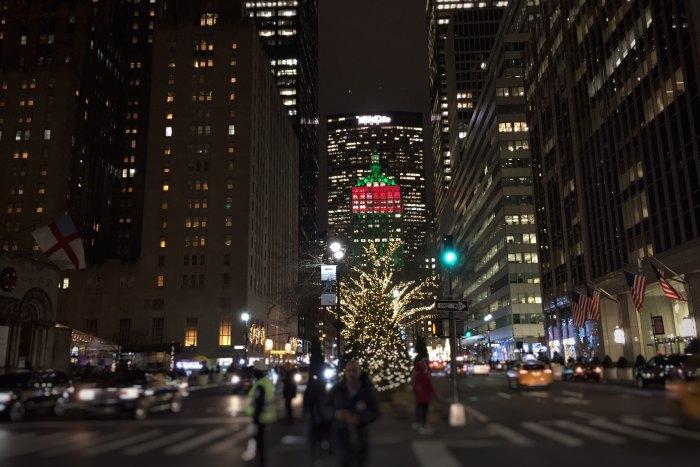 Park Avenue Christmas 2016