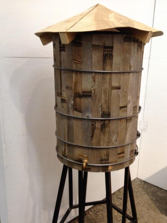 Wasserturm? Wasserspender!