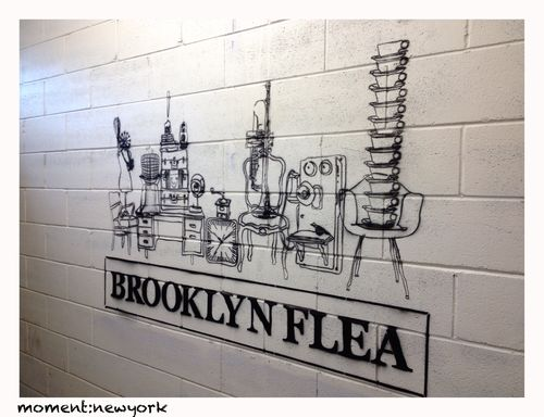 Brooklyn Flea 2015 Winter