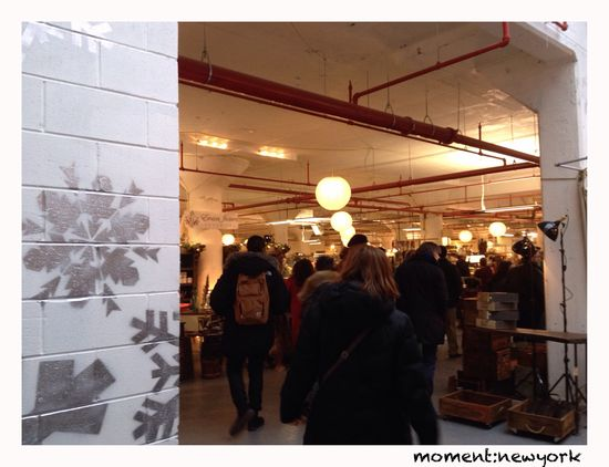 Brooklyn Flohmarkt 2015