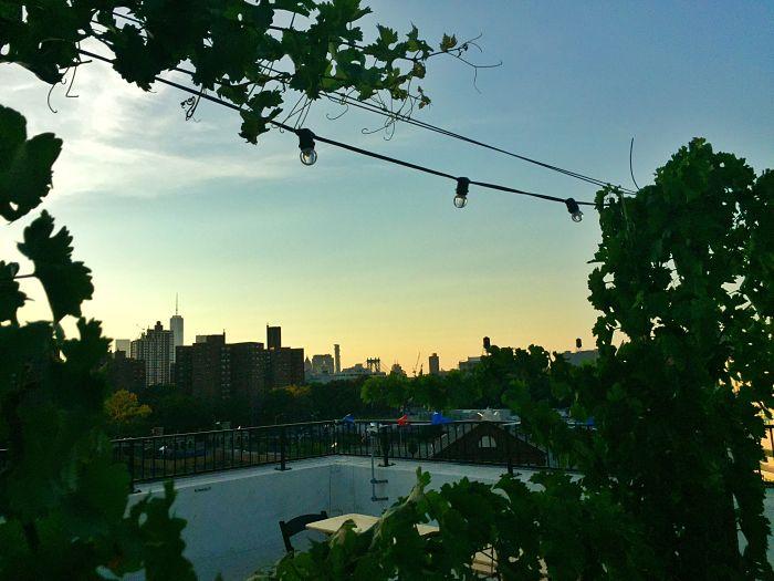 Brooklyn Navy Yard Skyline